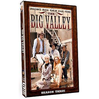 Big Valley: Season 3 [DVD] USA import