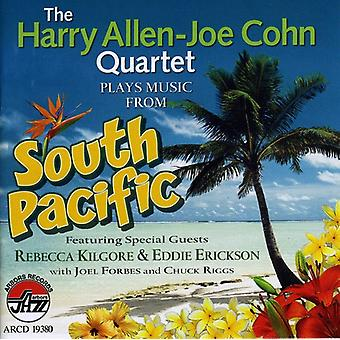 Allen, Harry/Joe Cohn - Plays Music From South Pacif [CD] USA import