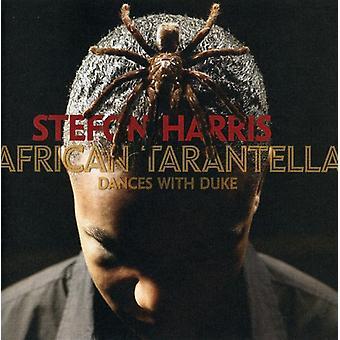 Stefon Harris - African Tarantella [CD] USA import