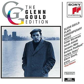 グレン ・ グールド - グレン ・ グールドを果たしている現代音楽 【 CD 】 USA 輸入