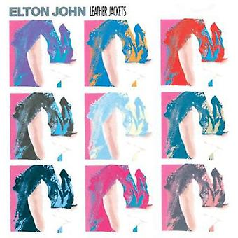 Elton John - import USA de vestes de cuir [CD]