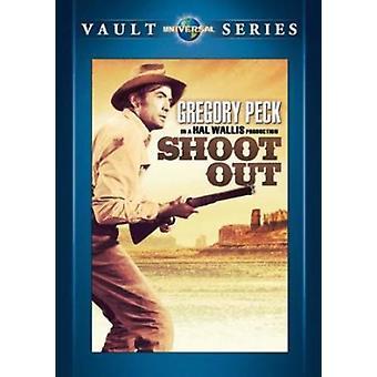Shoot Out (1971) importer des USA [DVD]
