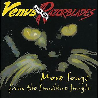 金星・ Razorblades - 『 サンシャイン ジャングルから詳細の歌 [CD] USA 輸入