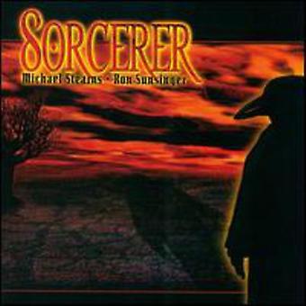 Stearns/Sunsinger - Sorcerer [CD] USA import