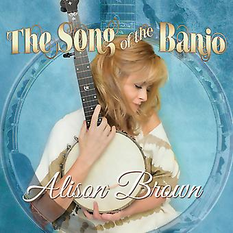 Alison Brown - The Song of the Banjo [CD] USA import