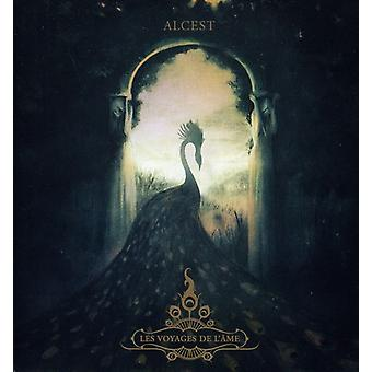 Alcest - Les Voyages De L'Ame [CD] USA import
