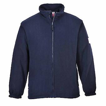 Portwest - Flame Resist Safety Workwear Anti Static Fleece Jacket
