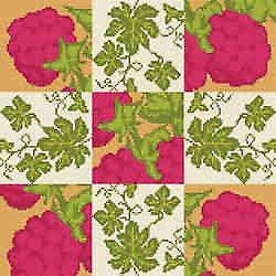 Raspberry Delight Kit Tapisserie
