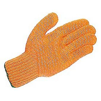 Unisex Adults Gloves Criss-Cross