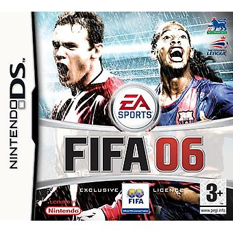 FIFA 06 (Nintendo DS) - New