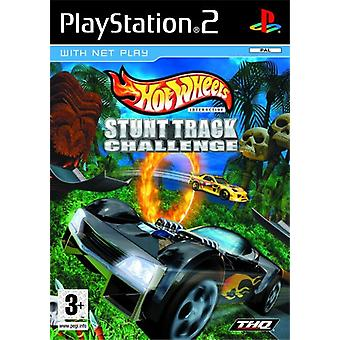 Hot Wheels Stunt Track Challenge (PS2) - Neu