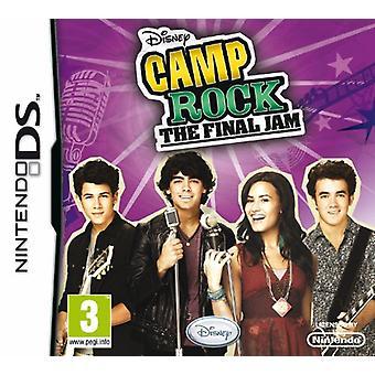 Camp Rock The Final Jam (Nintendo DS) - Nouveau