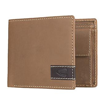 Camel active męskie portfel portfel portmonetka koniak 4970