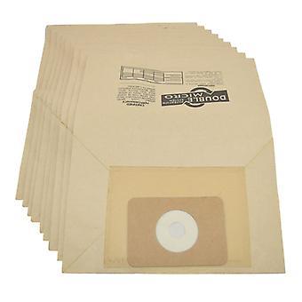 Numatic MVM-2BH Charles/George pölynimuri paperipussit ja pöly