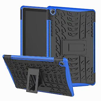 For Huawei MediaPad M5 10.8 / 10.8 Pro hybrid outdoor case case Blue case cover pouch