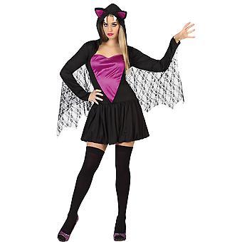 Vrouwen kostuums Batgirl kostuum van vrouwen