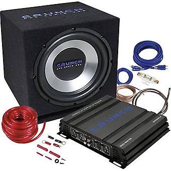 Crunch CBP500 Car stereo