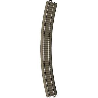 62530 H0 Trix C Curve 30 ° 643.6 mm
