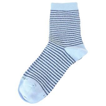 Burlington Ladywell Tesmaperhonen sukat - Crystal Blue