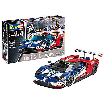 Revell 7041 Ford GT Le Mans 1:24 plastic model kit