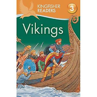 Vikingen (Kingfisher lezers - niveau 3 (kwaliteit))