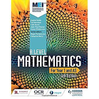 MEI nivå matematikk året 1 (som) 4th Edition