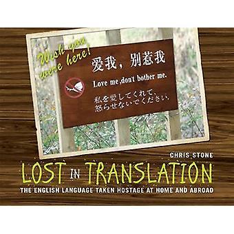 Förlorat i översättningen - engelska tagit gisslan hemma och A