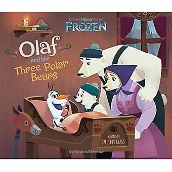Bevroren: Olaf en de drie ijsberen