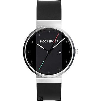 Reloj de 732-hombre de Jacob Jensen