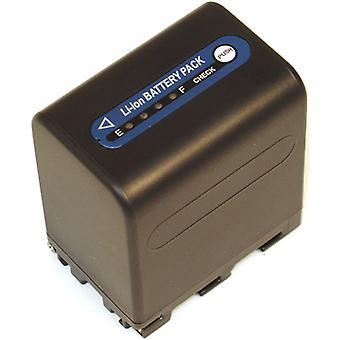Batéria pre Sony NP-QM91D Handycam HVR-a1 DCR-HC14 DCR-HC14E HDR-HC1 NP-FM50 DCR-TRV280 DCR-TRV285E