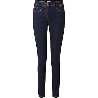 Craghoppers kvinners Ellory lett bruke sommer mager Jeans