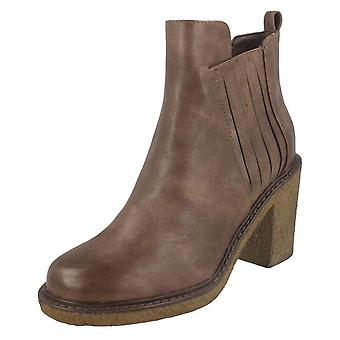 Dames tot aarde Ankle Boots F50958