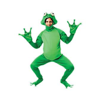Orion Costumes Unisex Green Frog Jumpsuit Fancy Dress Funny Animal Costume