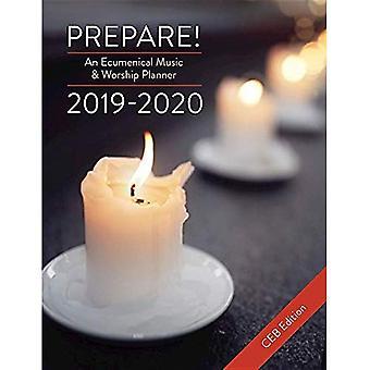 Bereiden! 2019-2020 Ceb editie: een oecumenische muziek & aanbidding Planner