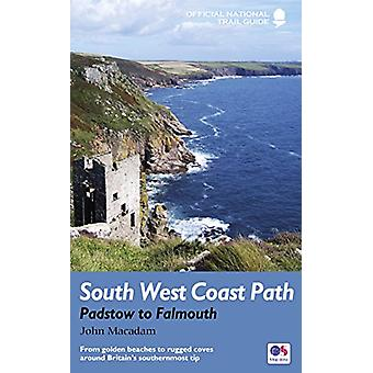 South West Coast Path - Padstow to Falmouth - From golden beaches to ru