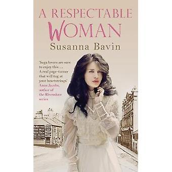En respektabel kvinna av en respektabel kvinna-9780749023416 bok