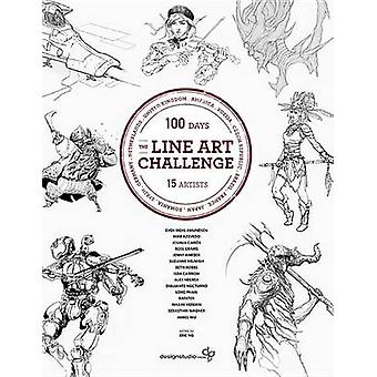 The Line Art Challenge - 100 Sketches for 100 Days by Eric Ng - 978162