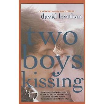 Two Boys Kissing by David Levithan - 9781680650464 Book