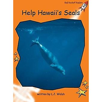 Red Rocket Readers - Fluency Level 1 Non-Fiction Set C - Help Hawaii's