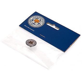 Leicester City FC Retro Foxes Logo Badge