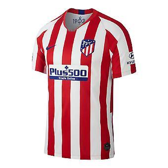 2019-2020 Atletico Madrid Home Nike Football Shirt