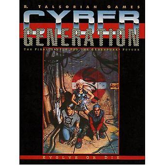 Cyberpunk 2020 RPG Cybergene ration bog