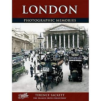 Francis Frith's London (Photographic Memories)