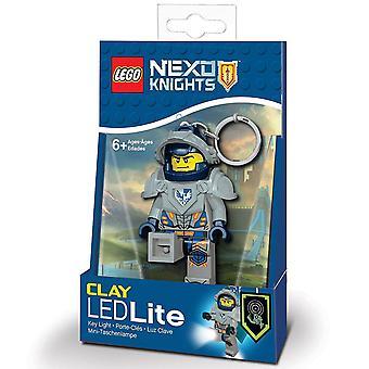Lego Nexo Knights (clay) Key Light