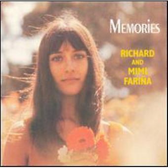 Mimi Farina & Richard - Memories [CD] USA import