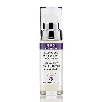 REN Keep Young and Beautiful Firming and Smoothing Serum 30ml