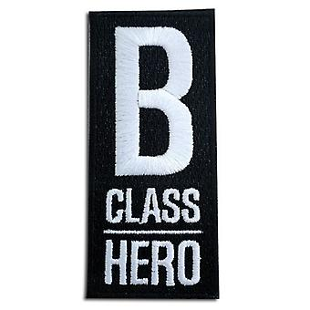 Patch - One-Punch Man - B Class Hero New Iron-On ge44134