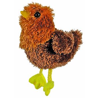Finger Puppet - Hen New Soft Doll Plush PC020215