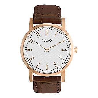 Bulova Horloge Man arbitre. 97A106 (en)