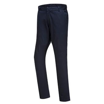 Portwest stretch slank Chino bukse s232